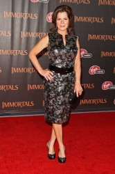 Марша Гэй Харден, фото 31. Marcia Gay Harden 'Immortals 3D' Los Angeles premiere at Nokia Theatre L.A. Live on November 7, 2011 in Los Angeles, California, foto 31