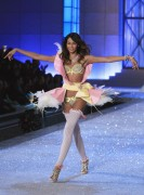 Chanel Iman Victoria's Secret Fashion Show 9.11.2011