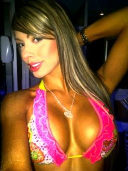 Deejane Hannah La Modelo Y Dj Mas Bella De Colombia Venezuelahot