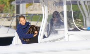 Anna Kournikova on a boat in Miami, 26 November, x13