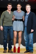 Paula Patton attends a press conference to promote Mission: Impossible � Ghost Protocol in Japan, 1 December, x9