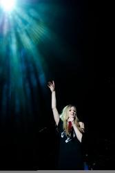 Аврил Лавин, фото 13834. Avril Lavigne Q102 Jingle Ball 2011 in Philadelphia (7.12.2011), foto 13834