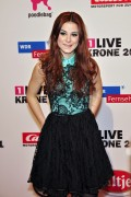 Лена Майер-Ландрут, фото 710. Lena Meyer-Landrut 1Live Krone Awards in Bochum, 08.12.2011, foto 710