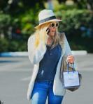 Сиенна Миллер, фото 2859. Sienna Miller Shopping in LA - November 8, foto 2859
