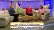 Celebrity Legs: Meredith Viera Part 1