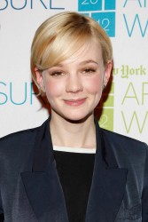 Кэри Маллиган, фото 682. Carey Mulligan The New York Times Arts & Leisure Weekend - TimesTalks in New York City - 08.01.2012, foto 682