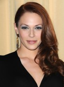 Аманда Риджетти, фото 889. Amanda Righetti Forevermark And InStyle's 'A Promise Of Beauty And Brilliance' Golden Globe Awards Event at Beverly Hills Hotel on January 10, 2012 in Beverly Hills, California, foto 889