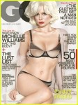 Michelle Williams - GQ magazine February 2012