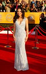 Ная Ривера, фото 169. Naya Rivera 18th Annual Screen Actors Guild Awards at The Shrine Auditorium in Los Angeles - 29.01.2012, foto 169