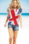 Джери Холливел, фото 3250. Geri Halliwell The Union Jack' Collection Photoshoot, foto 3250