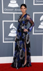 Лили Олдридж, фото 367. Lily Aldridge - 54th annual Grammy Awards, february 12, foto 367