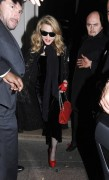 Мадонна (Луиза Чикконе Ричи), фото 1214. Madonna (Louise Ciccone Ritchie) - leaving the W.E. afterparty at the Arts Club in London, 12.01.2012, foto 1214