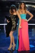 Белен Родригез, фото 223. Belen Rodriguez - revealing Sanremo Festival day 2 - Feb 15, foto 223