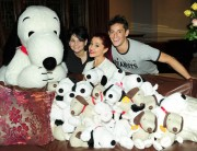 Ариана Гранде, фото 431. Ariana Grande Valentine Twitter party in Los Angeles - February 8, 2012, foto 431