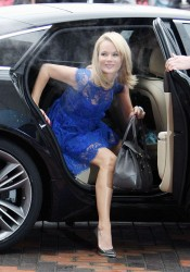 Amanda Holden at Britains Got Talent Auditions in Birmingham 17th February x13