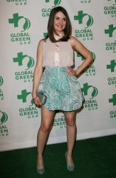 Элисон Бри, фото 576. Alison Brie Global Green USA's 9th Annual Pre-Oscar Party - 22.02.12, foto 576