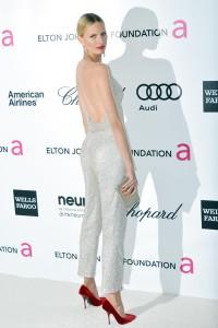 Каролина Куркова, фото 1288. Karolina Kurkova Elton John AIDS Foundation Academy Awards Party in LA, 26.02.2012, foto 1288