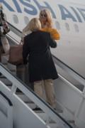 Памела Андерсон, фото 5003. Pamela Anderson arrival at Vienna International Airport, march 4, foto 5003