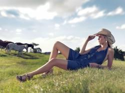 Ана Хайкмэн, фото 310. Ana Hickmann Equus Jeans Style 2012 Campaign, foto 310