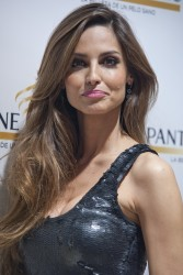 Арианднэ Атилес, фото 450. Ariadne Artiles the Opening of Pantene Clinic in Madrid, 07.03.2012, foto 450