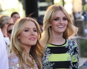 Кристен Белл, фото 8417. Kristen Bell Topshop Topman Store Opening in Las Vegas, 08.03.2012, foto 8417