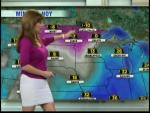Paola Elorza-Univision WeatherBabe