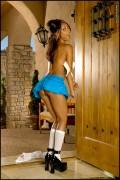 Прия Райi Анджали, фото 426. Priya Anjali Rai 'Naughty Schoolgirl' Foxes Set, foto 426
