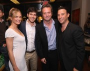 Rachel Blanchard - Creative Artists Agency's upfront party in NY 05/15/12