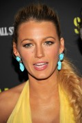 Blake Lively - Savages premiere in New York 06/27/12